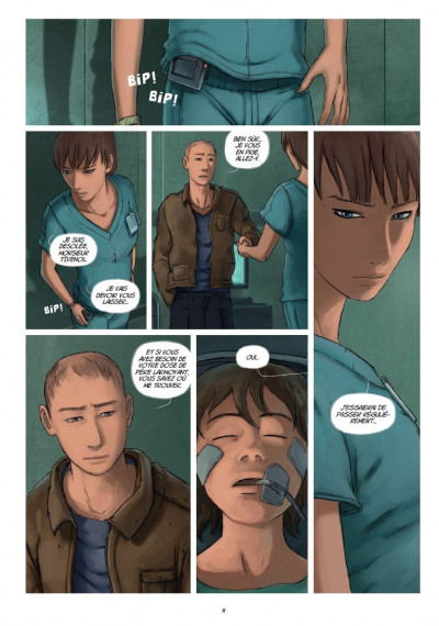 Page 9 candy mountains tome 1