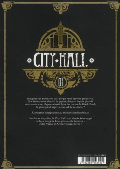 Dos city hall tome 1