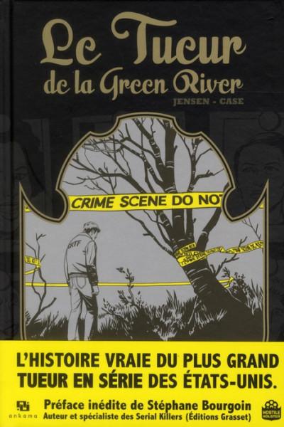 Couverture le tueur de la green river