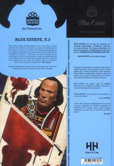 Dos blue estate tome 3