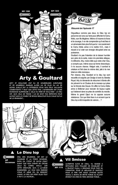 Page 6 Dofus tome 18