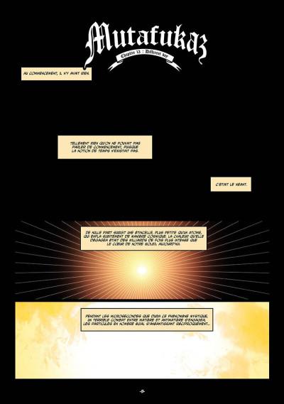 Page 8 Mutafukaz tome 4 - dead end