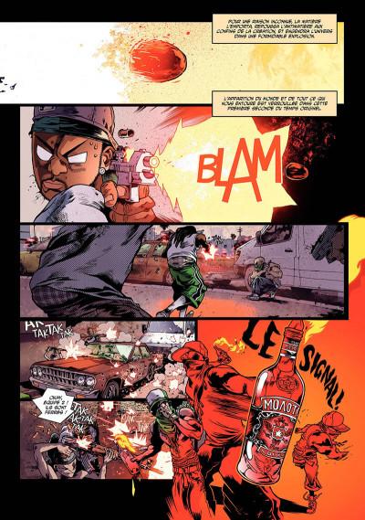 Page 9 Mutafukaz tome 4 - dead end