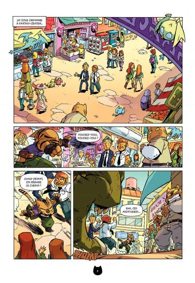 Page 6 Angus tome 3 - héritage