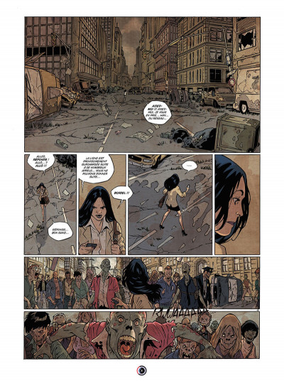 Page 6 geek agency tome 1