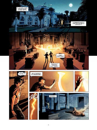 Page 4 Expérience mort : La Barque De Râ