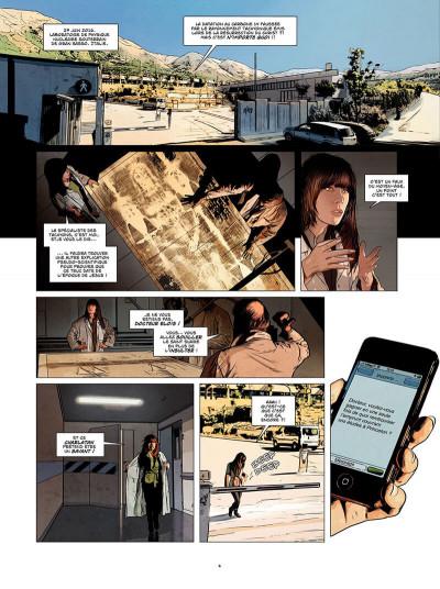 Page 5 Expérience mort : La Barque De Râ