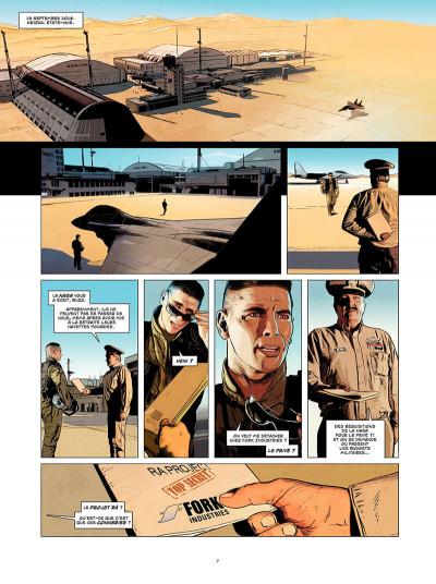 Page 8 Expérience mort : La Barque De Râ