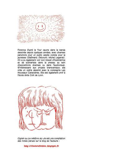 Page 1 Cigish ou le maître du je