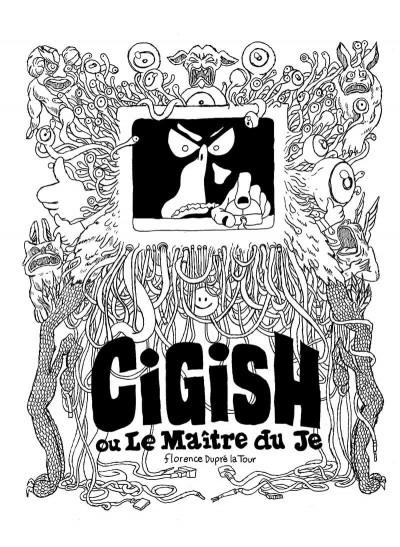 Page 2 Cigish ou le maître du je