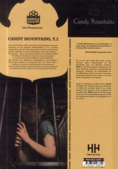 Dos candy mountains tome 2