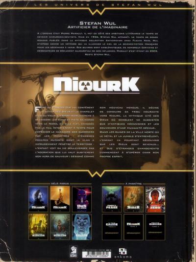 Dos Niourk tome 2