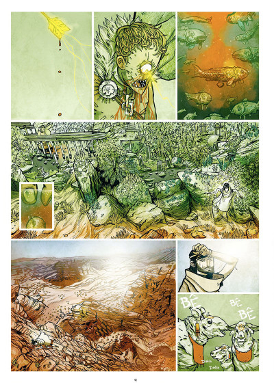 Page 7 Adrastée - tome 2