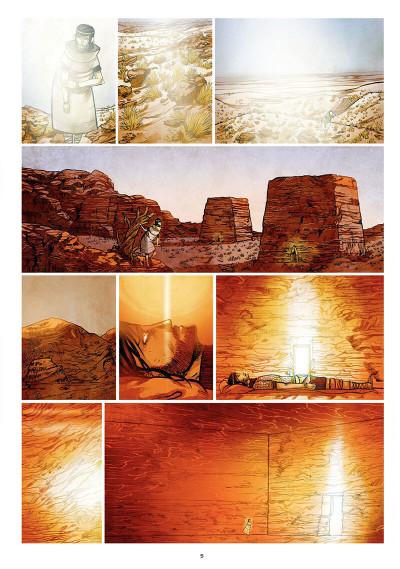 Page 8 Adrastée - tome 2