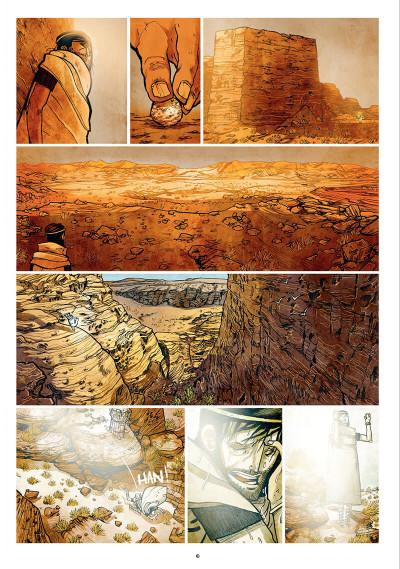 Page 9 Adrastée - tome 2