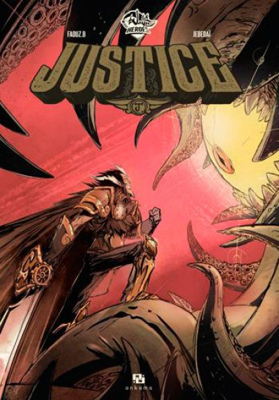 Couverture Wakfu heroes - justice