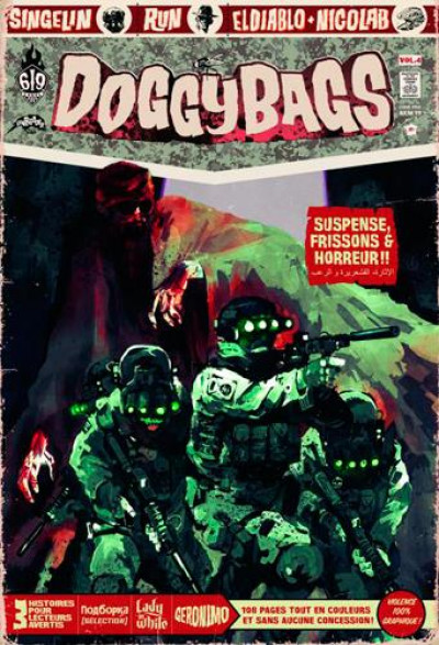 Couverture DoggyBags T.4