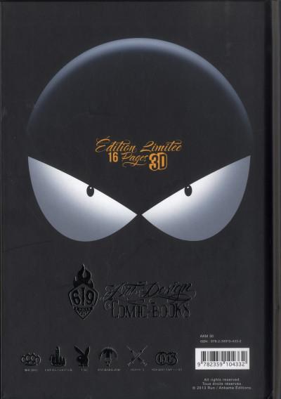 Dos Mutafukaz tome 4 - DE4D END - édition collector