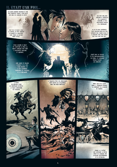Page 1 Freaks' squeele - funérailles tome 1