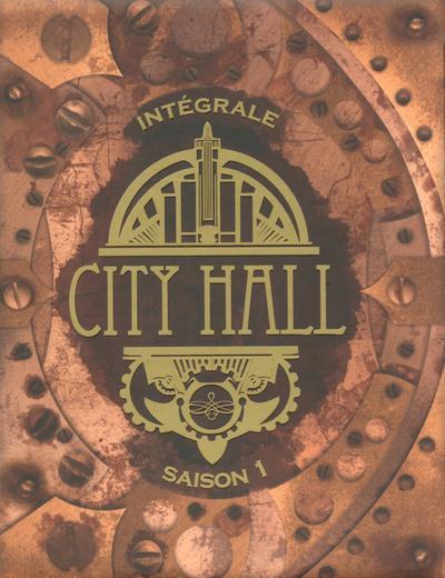 image de City Hall - coffret saison 1 - tome 1 à tome 3
