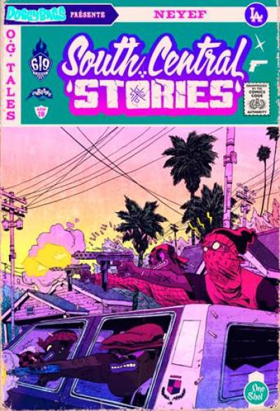 Couverture Doggybags Présente South Central Stories