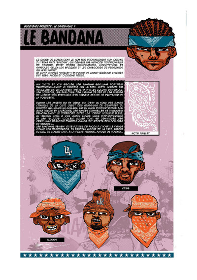 Page 3 Doggybags Présente South Central Stories