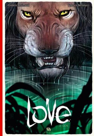image de love tome 3 - le lion