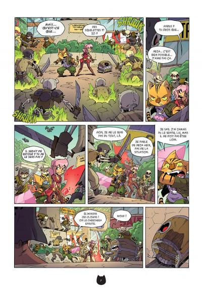 Page 0 Angus tome 5 - le retour de Gard