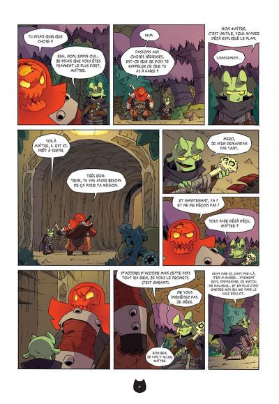 Page 7 Angus tome 5 - le retour de Gard