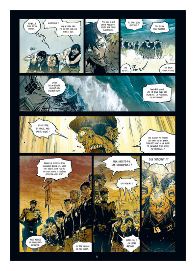 Page 2 Freaks' squeele - funérailles tome 2