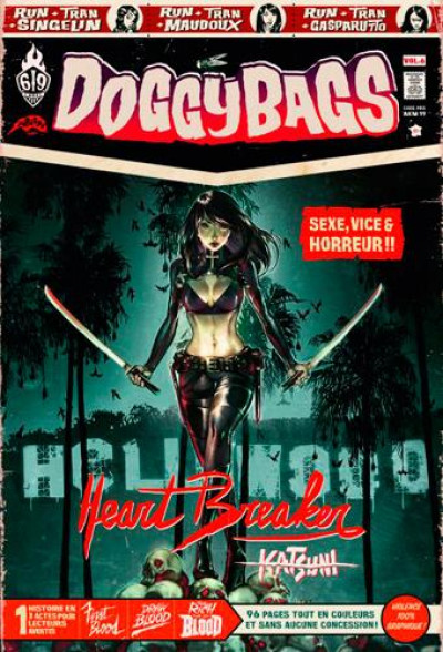 Couverture Doggybags tome 6