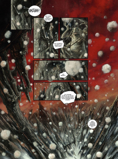 Page 4 rayons pour Sidar tome 1 - lorrain