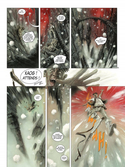 Page 5 rayons pour Sidar tome 1 - lorrain