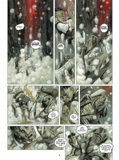 Page 6 rayons pour Sidar tome 1 - lorrain