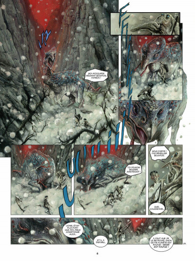 Page 7 rayons pour Sidar tome 1 - lorrain