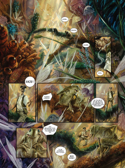 Page 8 rayons pour Sidar tome 1 - lorrain