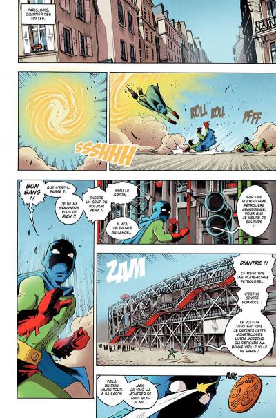 Page 6 l'intrépide tome 1