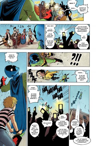 Page 7 l'intrépide tome 1