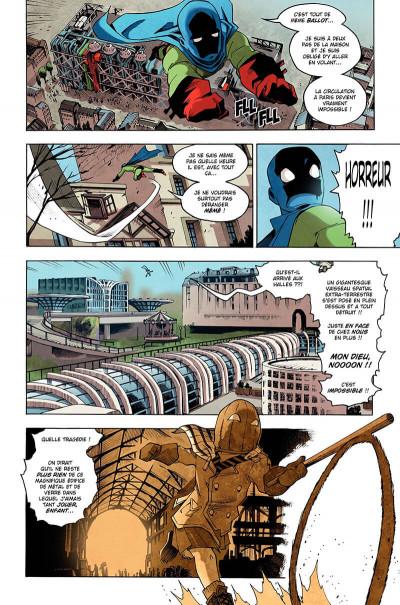Page 8 l'intrépide tome 1