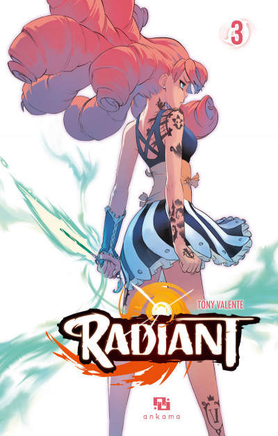 Couverture Radiant tome 3