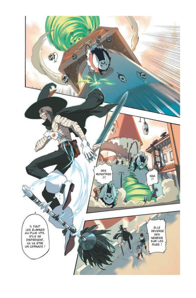 Page 2 Radiant tome 3