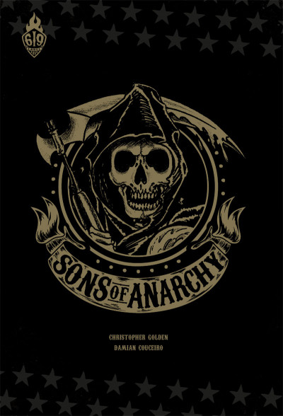 Couverture Sons of anarchy tome 1