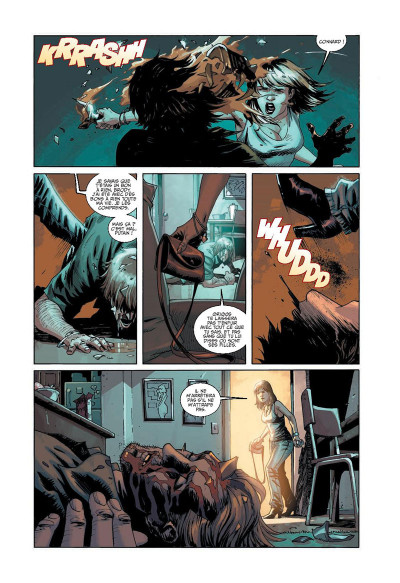 Page 2 Sons of anarchy tome 1
