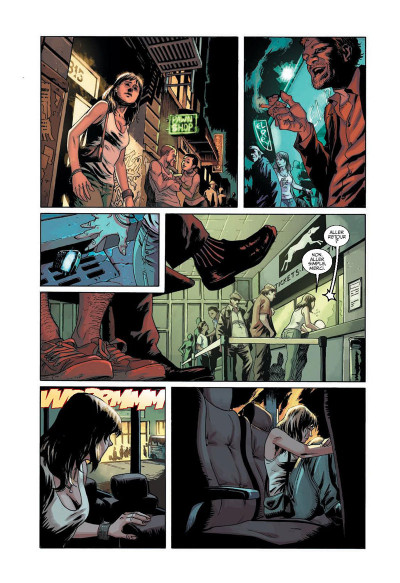 Page 3 Sons of anarchy tome 1