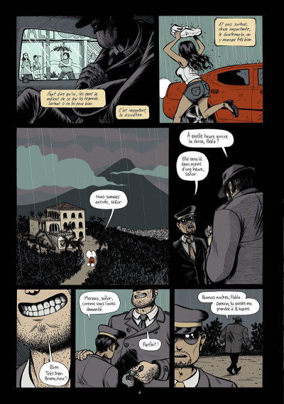 Page 5 Un homme de goût tome 1