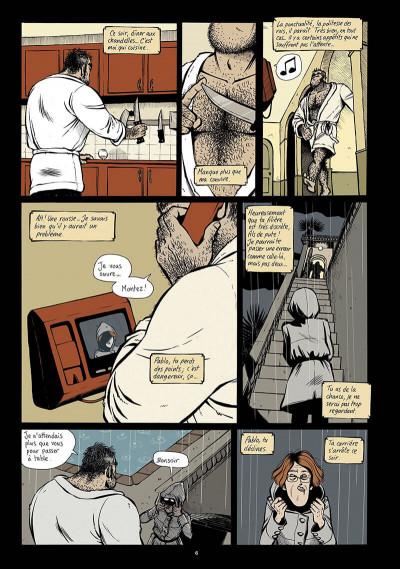 Page 7 Un homme de goût tome 1