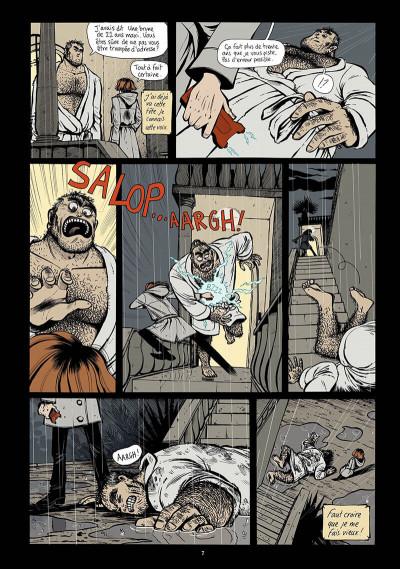Page 8 Un homme de goût tome 1