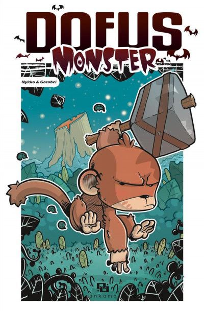 Couverture Dofus Monster tome 12