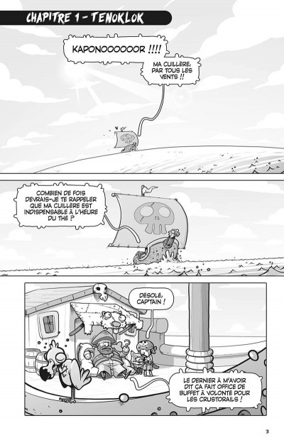 Page 4 Dofus Monster tome 12