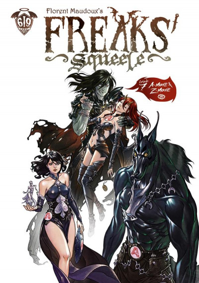 Couverture Freaks' squeele tome 7